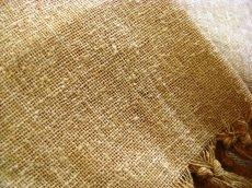 画像3: 日本より発送♪キッズ♪地球に優しい手紡ぎ&手織りローシルクのフリンジトップ*ピースシルク/ヴェジタリアンシルク*ヒッピー*旅人*ビーガン (3)