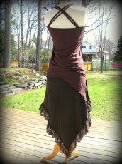 画像11: 再入荷★マルチに使える!!カナダ発ブランド Sati Creation オーガニックコットン ジプシースカート*フラメンコ*フェアトレード*ダンス衣装*フェスティバル (11)