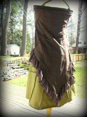 画像15: 再入荷★マルチに使える!!カナダ発ブランド Sati Creation オーガニックコットン ジプシースカート*フラメンコ*フェアトレード*ダンス衣装*フェスティバル (15)